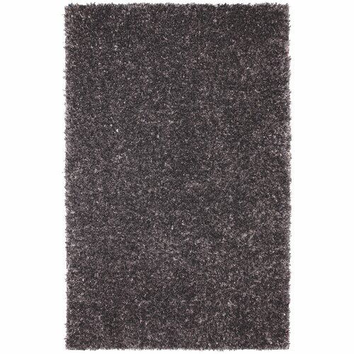 Wildon Home ® Graphite Shag Rug