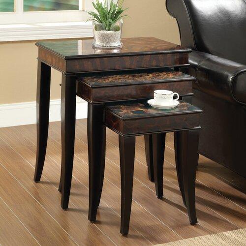 Wildon Home ® 3 Piece Nesting Tables