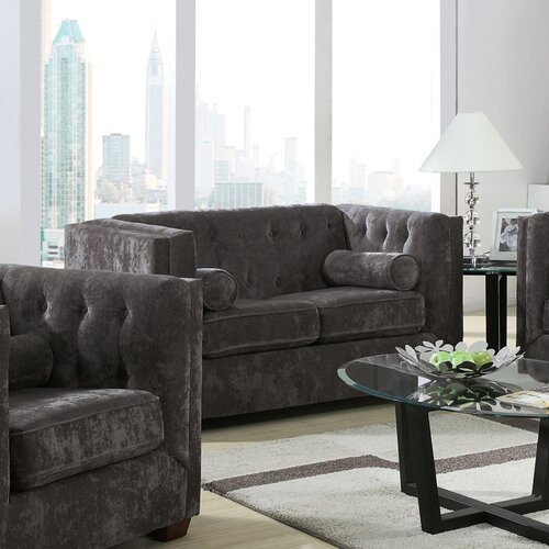 Wildon Home ® Alexa Loveseat