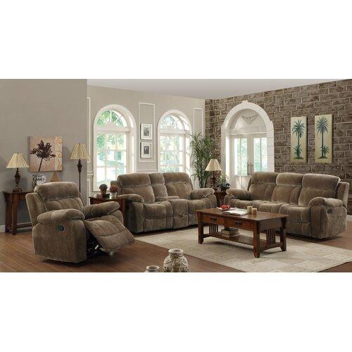Wildon Home ® Victor Motion Reclining Sofa