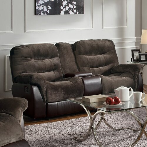 Wildon Home ® Michelle Double Reclining Loveseat