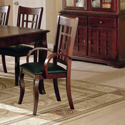 Wildon Home ® Austin Arm Chair (Set of 2)