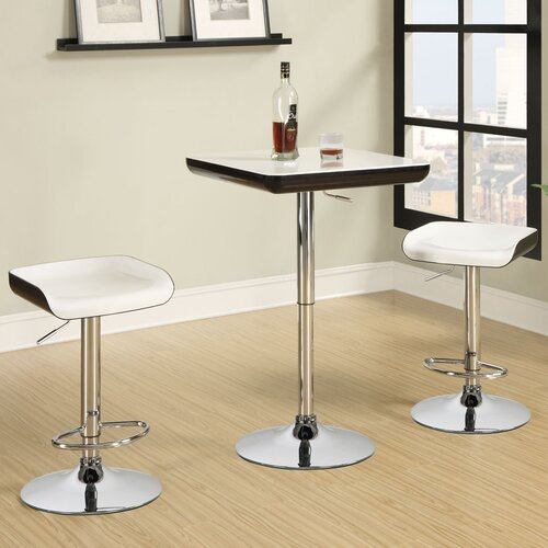 Wildon Home ® 3 Piece Pub Table Set