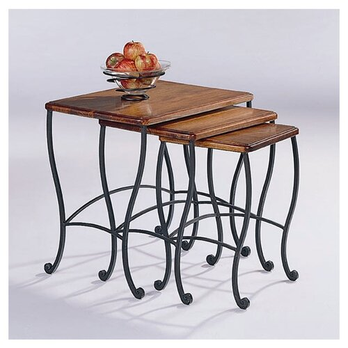 Wildon Home ® Cambridge 3 Piece Nesting Tables