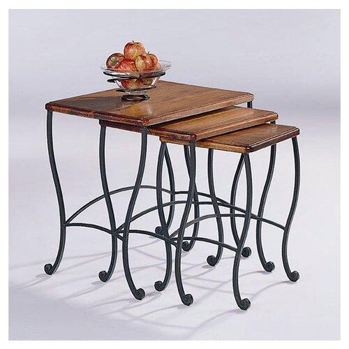 Wildon Home ® Cambridge 3 Piece Nesting Tables