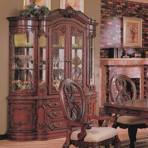 Wildon Home ® Clark China Cabinet