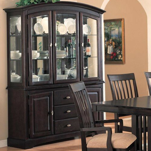 Wildon Home ® Sunset Selections China Cabinet