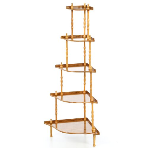 Wildon Home ® Maricopa Four Tier Etagere