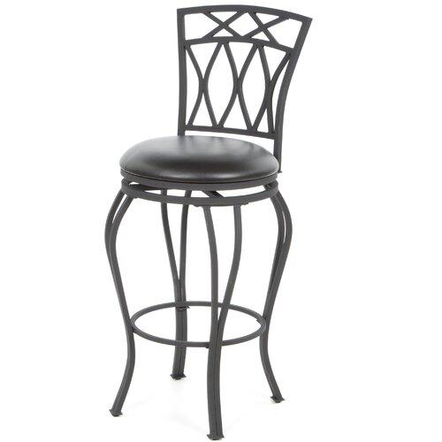 "Wildon Home ® 29"" Bar Stool with Cushion"