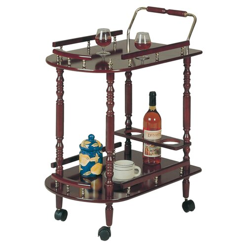 Wildon Home ® Fountain Hills Serving Cart