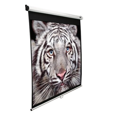 Elite Screens Manual SRM Pro Series MaxWhite Projector Screen