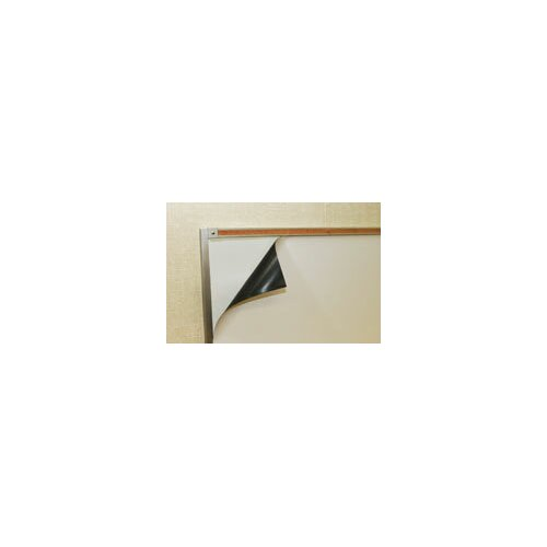 """Elite Screens Insta-DEM Series Dry Erase White Board and Projection Screen - 16:10 Format 78"""" Diagonal"""
