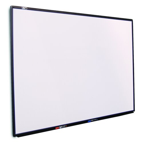 "Elite Screens Universal Series White Board and Projection Screen - 4:3 Format 77"" Diagonal"