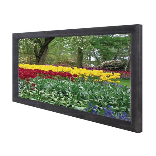 Elite Screens Cinema235 Series Fixed Frame Projection Screen