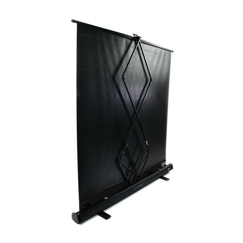 "Elite Screens ezCinema MaxWhite 60"" Diagonal Portable Manual Projection Screen"