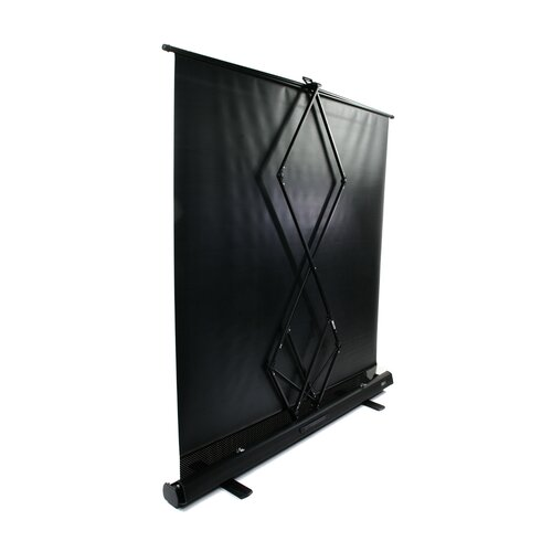 "Elite Screens ezCinema MaxWhite 60"" Diagonal Portable Manual Projection Screen"