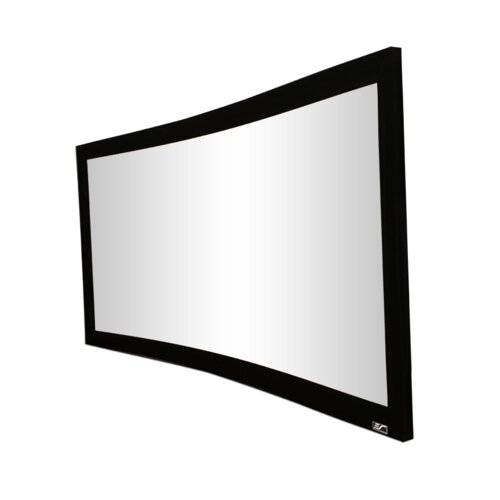 Elite Screens Lunette Series Fixed Frame Projection Screen
