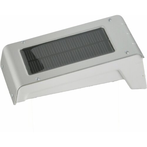 Wireless Solar Motion Sensor LED Outdoor Weatherproof Light Wayfair