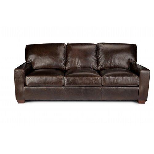 Bennett Leather Sofa
