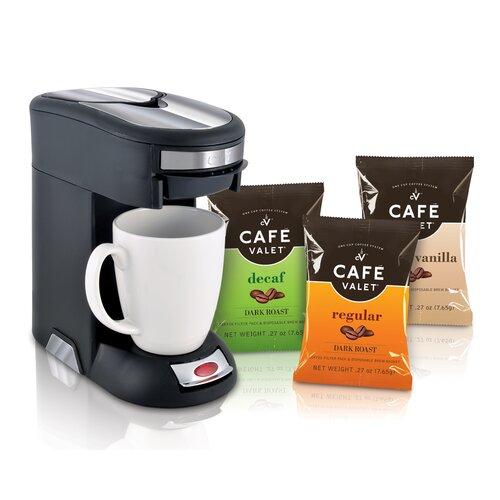 Single Serve Coffee Combo Pack