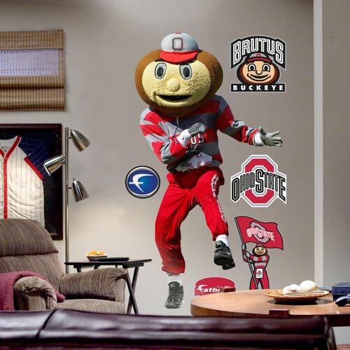 Fathead NCAA Mascot Wall Decal