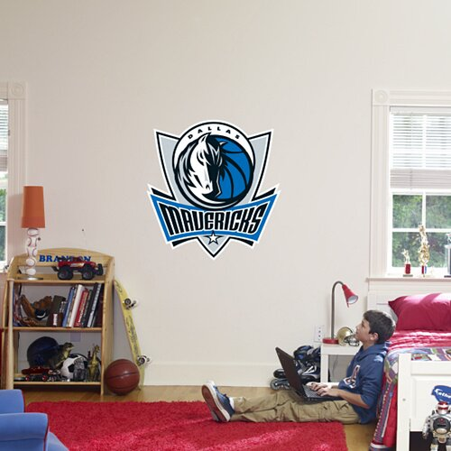 Fathead NBA Logo Wall Decal