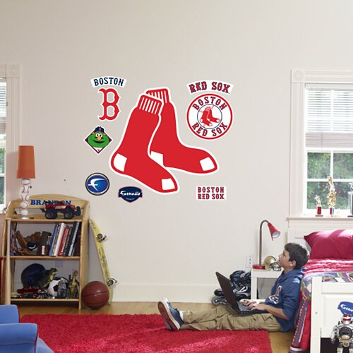 Fathead MLB Logo Wall Decal