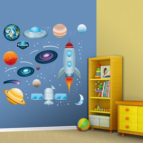 Fathead Outer Space Wall Decal