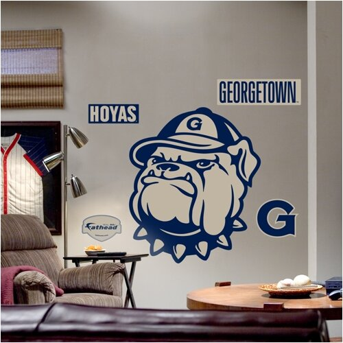 Fathead College Teams NCAA Logo Wall Decal