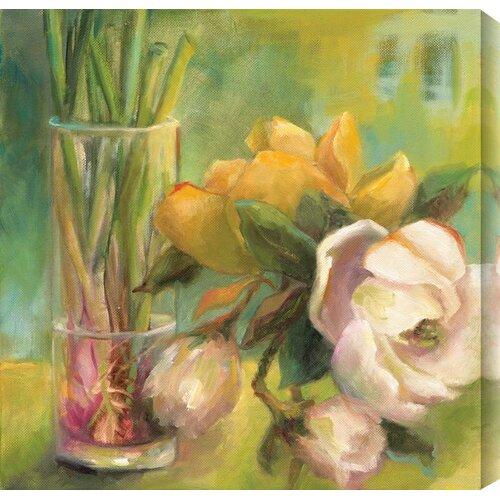 Magnolia Blossom by Caroline Ashton Wall Art