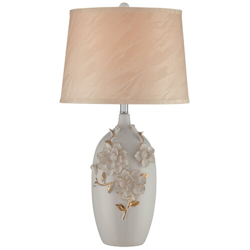 "Lite Source Florissa 26.5"" H Table Lamp"