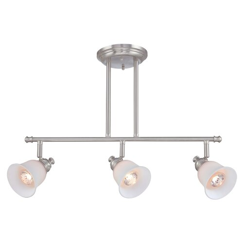 Lite Source 3 Light Pendant