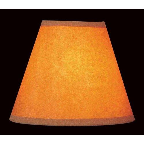 Lite Source Kraft Paper Chandelier Shade