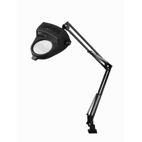 "Lite Source Magnify-Lite 30"" H Magnifier Table Lamp with Clamp"