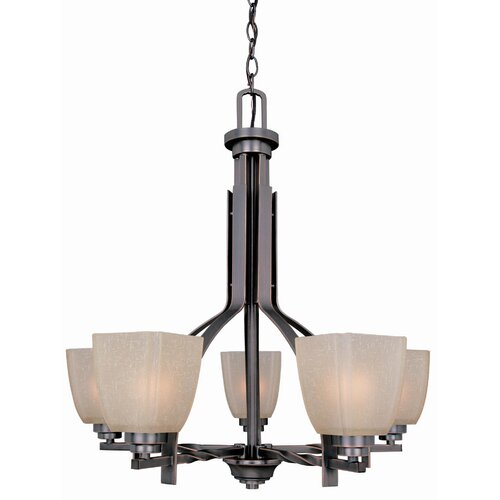 5 Light Nita Chandelier Lamp
