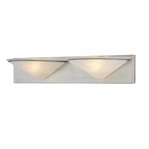 Lite Source Damon 2 Light Vanity Light