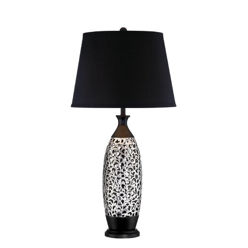 "Lite Source Renzo 26"" H Table Lamp with Empire Shade"
