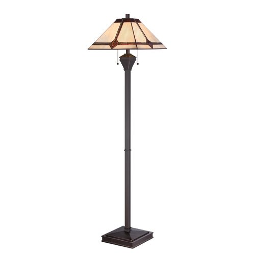 Lite Source Karysa 2 Light Floor Lamp
