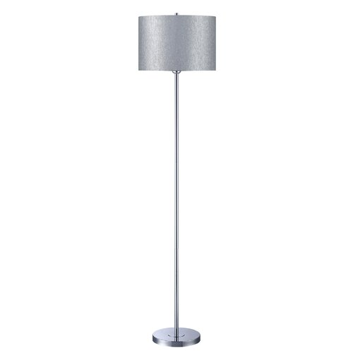 Lite Source Silvain 1 Light Floor Lamp