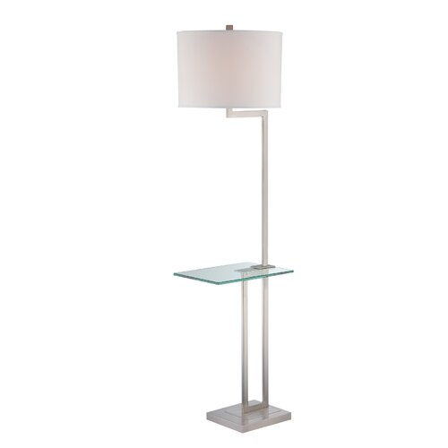 Lite Source Rudko 1 Light Floor Lamp