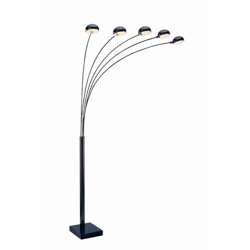 Lite Source Arch Floor Lamp with Base