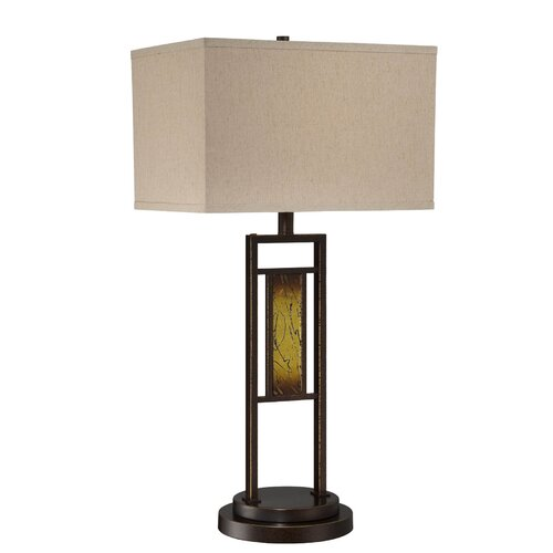 Lite Source Warner Table Lamp