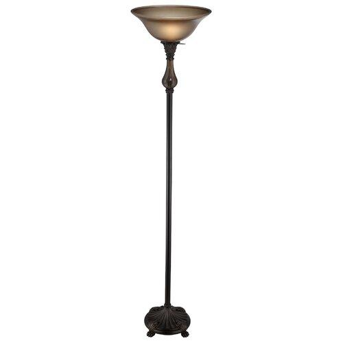 Lite Source 1 Light Torch Floor Lamp