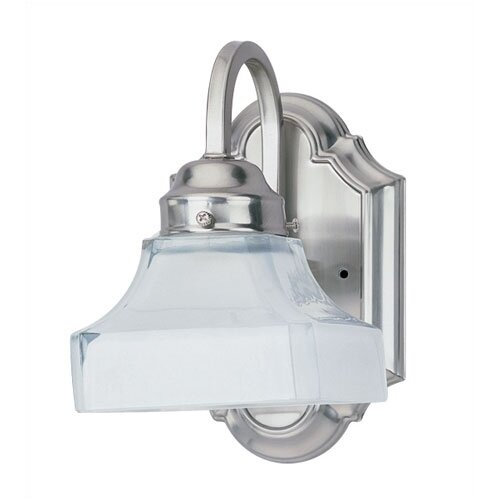 Lite Source Campton 1 Light Wall Sconce