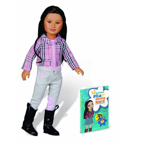 Karito Kids World Collection Pita Doll