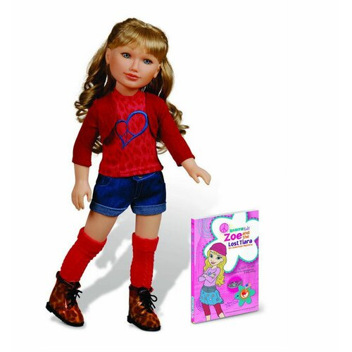 Karito Kids World Collection Zoe Doll