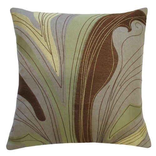 Koko Company Dune Embroidered Pillow