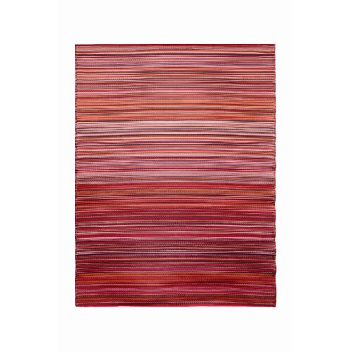 Melange Tutti Frutti Red Outdoor Rug