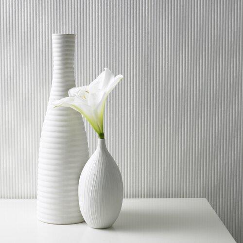 Graham & Brown Paintable Corduroy Stripes Texture Wallpaper