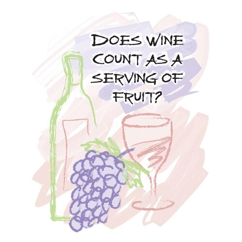 Attitude Aprons by L.A. Imprints Does Wine Count? Apron